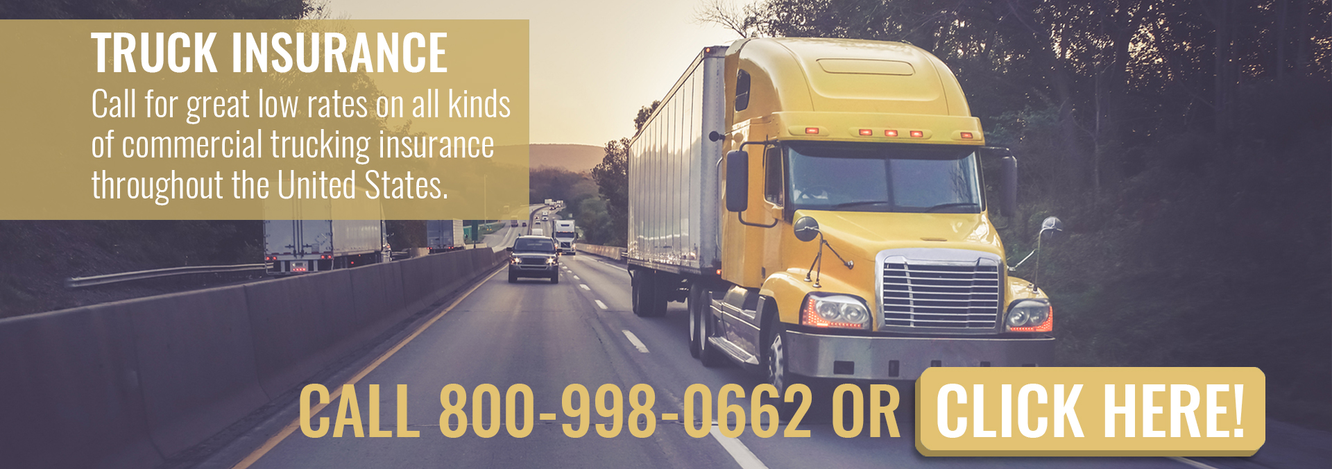 Commercial Truck Insurance Ohio